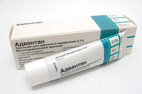 Мазь от зуда при атопическом дерматите