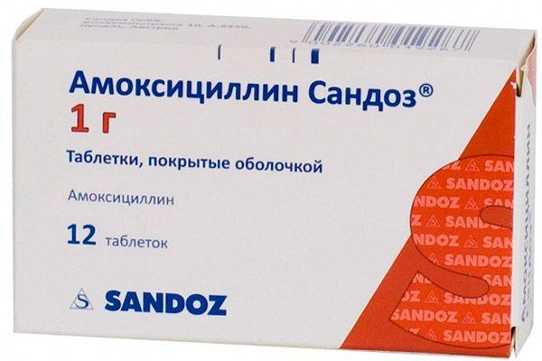Антибиотики при ангине у взрослого