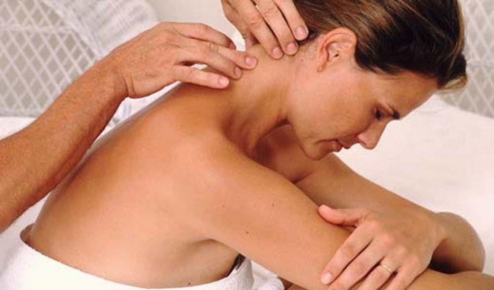 Разминка для грудного отдела