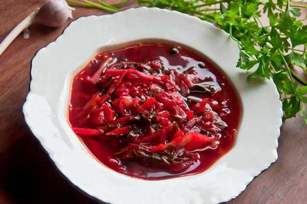 можно ли из китайской капусты варить борщ