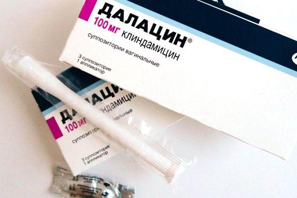 Свечи далацин инструкция по применению в гинекологии - Web-rs.ru