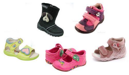 Как правильно подобрать ортопедическую обувь детям?