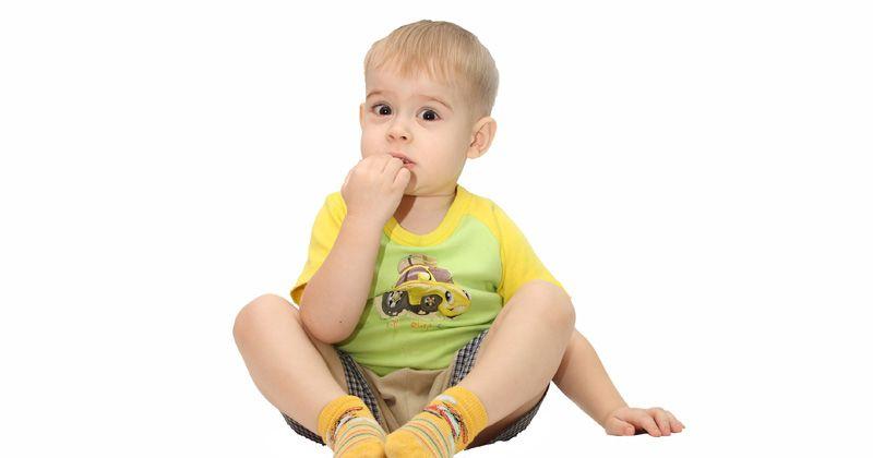 Как отучить ребенка грызть ногти, Компетентно о здоровье на iLive