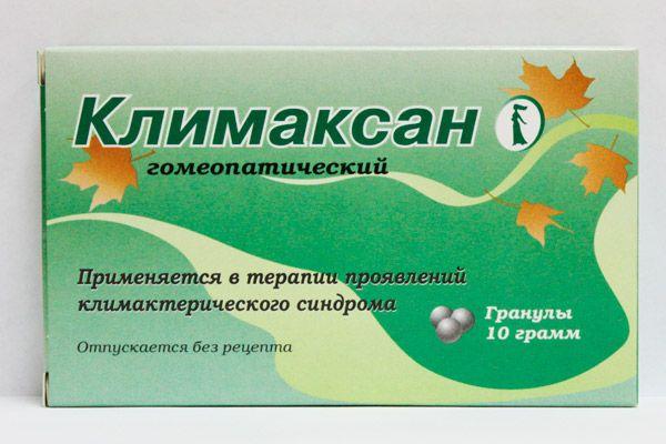 ТОП-5 лучших гомеопатических средств во время климакса