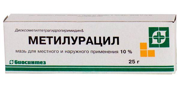 Мазь и крем от пролежней для лежачих больных