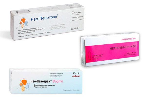 Свечи от молочницы - обзор 10 эффективных препаратов