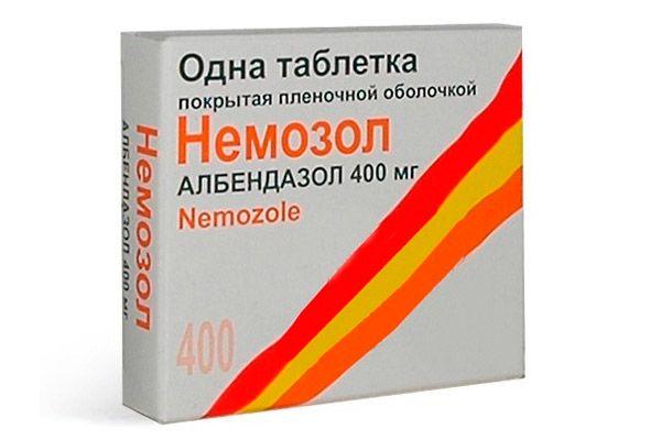 Гельмифаг (Gelmifag) от паразитов