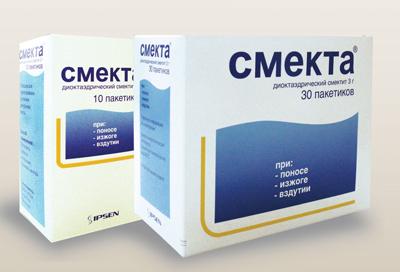 Средства для лечения желудочно-кишечного тракта смекта | отзывы.