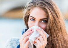 Выделения из носа пенистые
