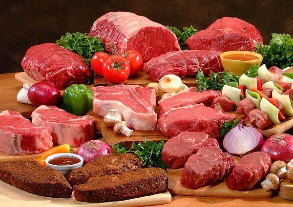 Красное мясо вызывает рак мочевого пузыря