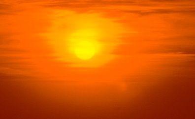 В столице Мексики существенно повысился уровень солнечной радиации