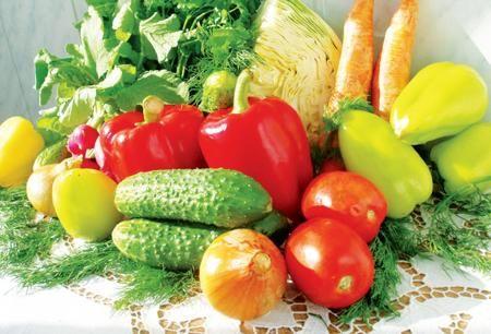 пища с витаминами
